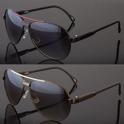 80s Mens Womens Retro Vintage Classic Fashion Designer Aviator Sunglasses Black](80s Womens Fashion)
