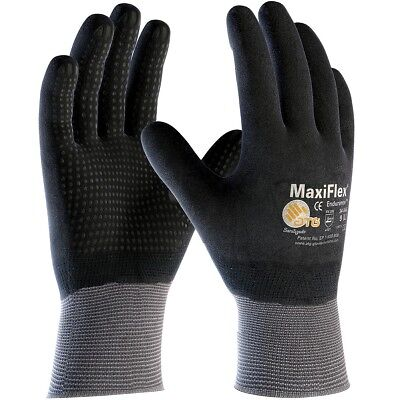 Maxiflex Endurance Nitrile Micro-foam Coated Nylon Work Gloves