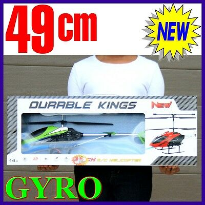 RC 3 GYRO New Remote Control Helicopter 3.5CH BIG not mini xMas Christmas G + B