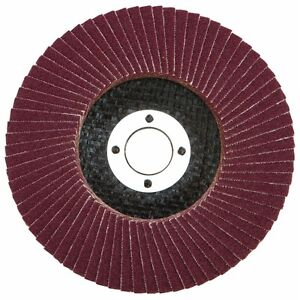 10-X-FLAP-DISCS-115mm-4-5-SANDING-40-60-80-120-GRIT-GRINDING-WHEELS