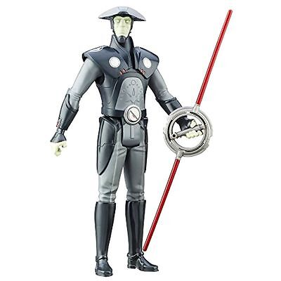 Inquisitor Star Wars Rebels (Fifth Brother Inquisitor Star Wars Rebels 12-inch Action Figure B6215)