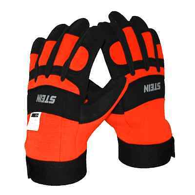 STEIN Chainsaw Resistant Gloves Size Large