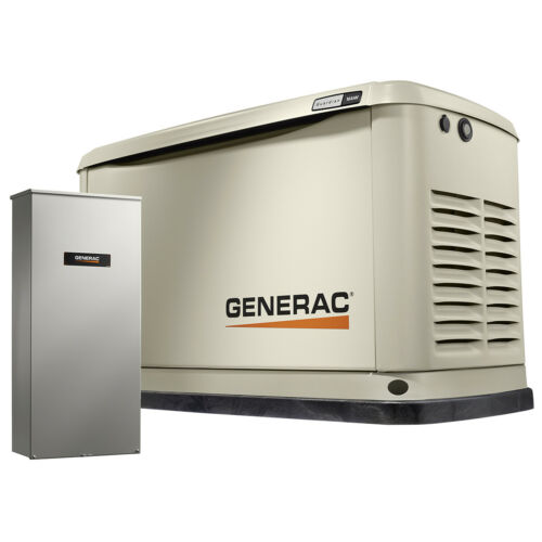Generac 7177 - Guardian 16kW Home Standby Generator w/ WiFi + 100 Amp TS (HSB)