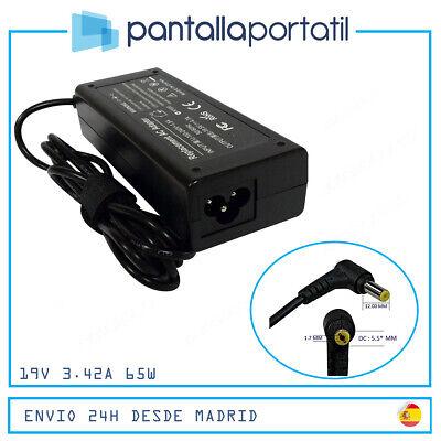 Cargador de portatil ACER ASPIRE 5730Z 19V 3.42A Y Desde Madrid Alta...