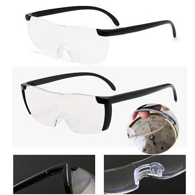 Vergrößerungsbrille Lupenbrille Zauberbrille Lupe Feinarbeiten (Vergrößerung Brille)