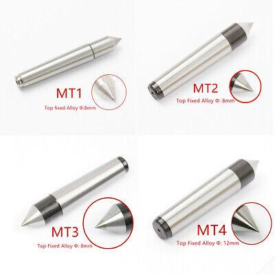 Mt1 Mt2 Mt3 Mt4 Carbide Tipped Solid Dead Center 60 Degree Morse Taper Center