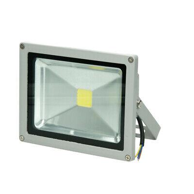 Reflector LED 20W exterior lámpara blanco frío IP65 impermeable oficina IP65