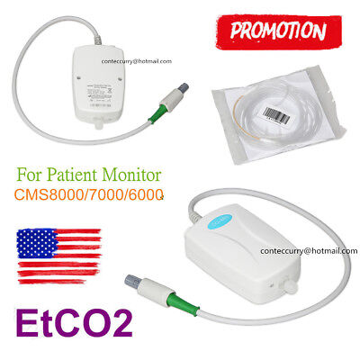 Respiratory Gas Co2 Monitor Module Sidestream Etco2 For Contec Cms8000 Monitor