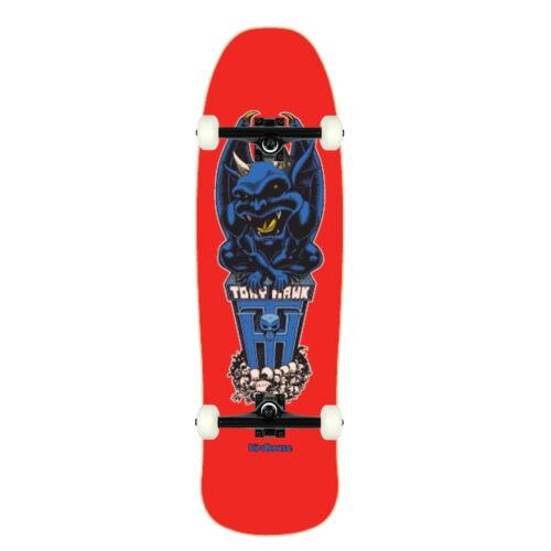 Birdhouse Skateboard Complete Tony Hawk Gargoyle 9375 Black trucks ASSEMBLED