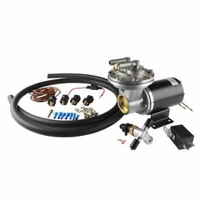 New Electric Brake Vacuum Pump Kit For Booster 28146 S