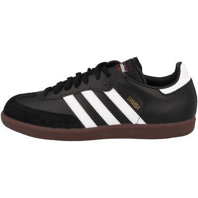 Adidas Samba Classic Schuhe Sneaker schwarz 019000 Klassiker Indoor Hallenschuhe (Adidas Classic Schuhe Für Männer)
