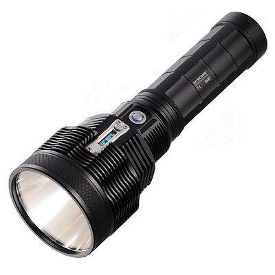 BRAND NEW NITECORE TM36 1200 yards shooting range LED  Lumen Flashlight