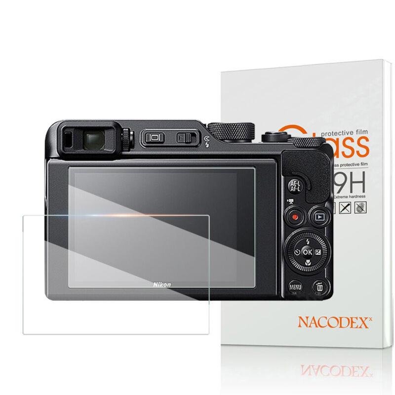 Nacodex For Nikon Coolpix A1000 Tempered Glass Screen Protector