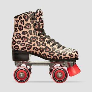 Impala Quad Skates Leopard