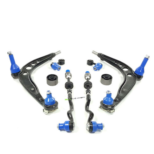For BMW E36 Control Arm Suspension Tie Rod With Ball Joint Kit 318 325 328 Z3