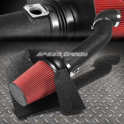 Cold Air Intake Heat Shield (09-14 SILVERADO SIERRA AVALANCHE BLACK ALUMINUM 4