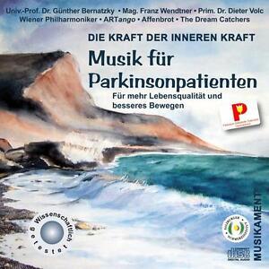Musik für Parkinsonpatienten von G. Bernatzky,D. Volc,F. Wendtner (2013)