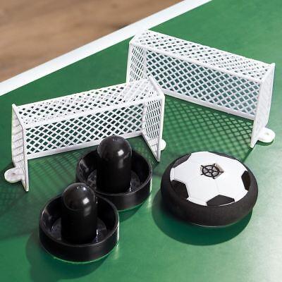 JML Table Zwoosh Ball Hover Padding Cushion Fun Air Hockey Football Game Goal
