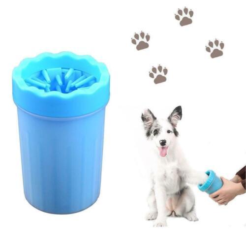 Pet Paw Plunger Mud Cleaner Washer Mudbuster Dog Pet Portabl