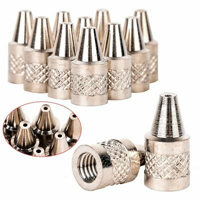 Metal Nozzle 10pcs Iron Tips 1mm Practical Welding Tools For Desoldering Pump