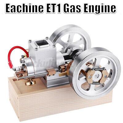 Eachine Et1 Stem Hit Miss Gas Engine Stirling Engine Model Combustion Upgrade