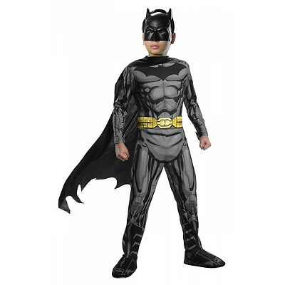 Batman Costume Kids Superhero Halloween Fancy Dress - Batman Costume Child