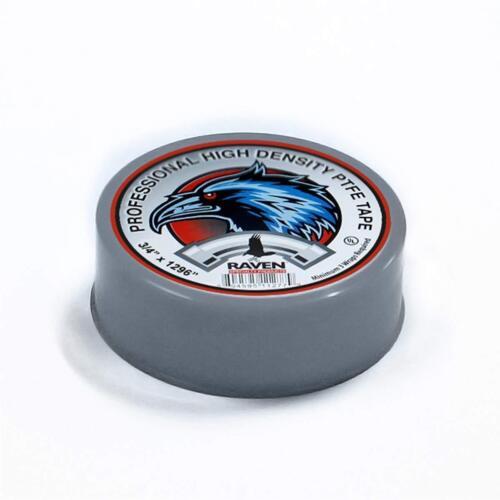 """Raven TTC3496G 3/4"""" x 1296"""" Teflon Professional High Density Tape- 45 per Box"""