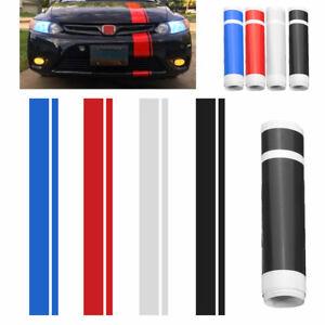 Universal Racing Car Van Side Stripes Vinyl Graphic Sticker Decals 6