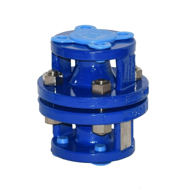 """1"""" PFA LINED BALL CHECK VALVE 150# FLANGED FLOWSERVE"""