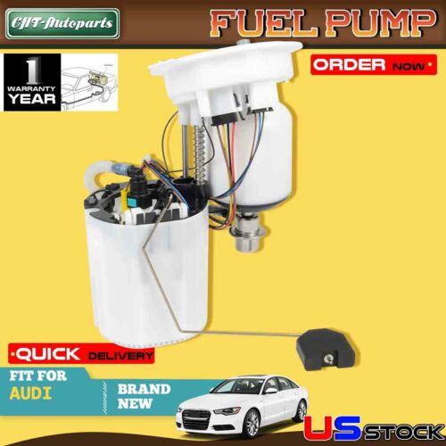 New Fuel Pump Assembly for Audi A6 A7 Quattro S6 S7 l4 2.0L V6 3.0L 2012-2016