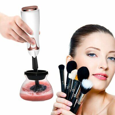 Pulitore Elettrico Cleaner Professionale Pennelli Trucco Make Up Puliti in 30sec