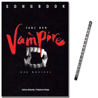 Tanz der Vampire - Musical Songbook mit MusikBleistift - EAN: 9990050970303