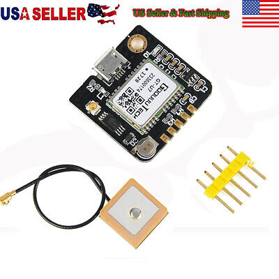Gps Module Board 51 Stm 32 For Arduino Neo-6m Navigation Satellite Positioning