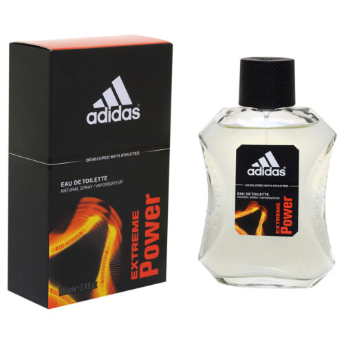 EXTREME POWER Adidas men cologne edt 3.4 oz 3.3 NEW IN BOX