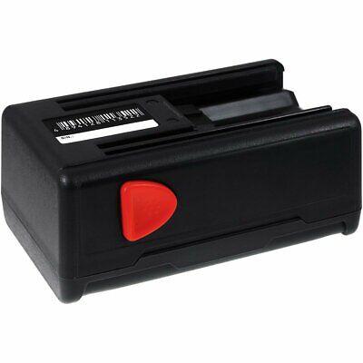 Batería para Cortasetos Eléctrico Gardena EasyCut 42 (648872) 18V
