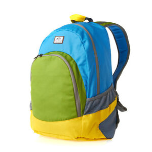 Vans Van Doren Backpack Pear/ Malibu Blue/Lemon Chrome