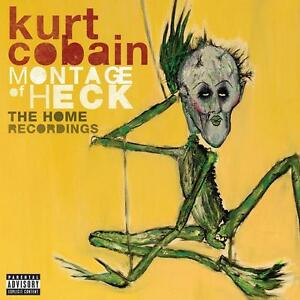 Montage Of Heck-The Home Recordings (Deluxe) von Kurt Cobain (2015) - CD NEU