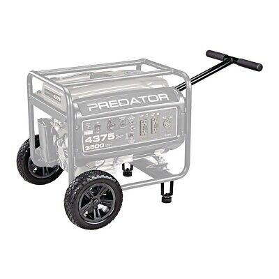 10 In Never-flat Generator Wheel Kit Fits All Predator Generators