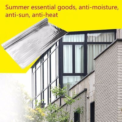 1000 sqft Barrier Solar Attic Foil Reflective Insulation Diamond Radiant (Attic Insulation)