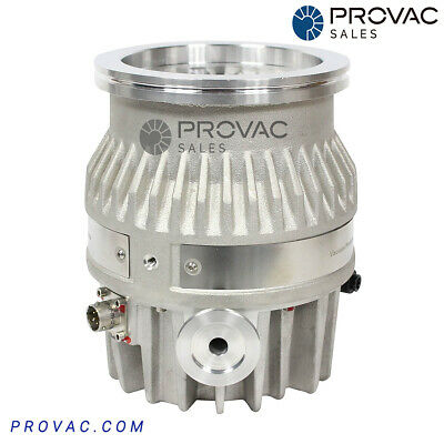 Varian Tv-301 Turbo Pump Iso100 Inlet Rebuilt By Provac Sales Inc.