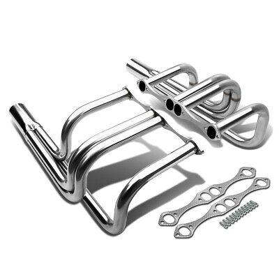 265-350/400 CLASSIC T-BUCKET STREET ROD ROADSTER HEADER EXHAUST FOR CHEVY SBC V8 for sale  Rowland Heights