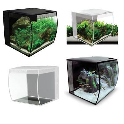 Fluval Flex Nano Aquarienset Aquarium + LED Beleuchtungssystem mit