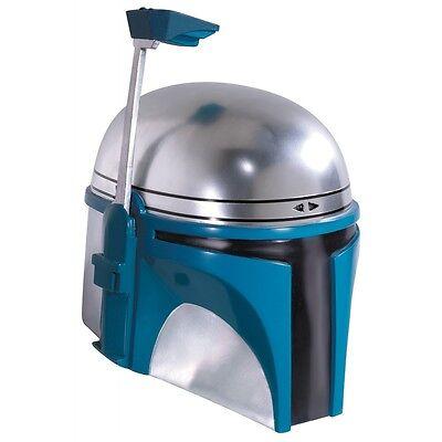 Jango Fett Helmet Adult Star Wars Costume Mask Fancy Dress