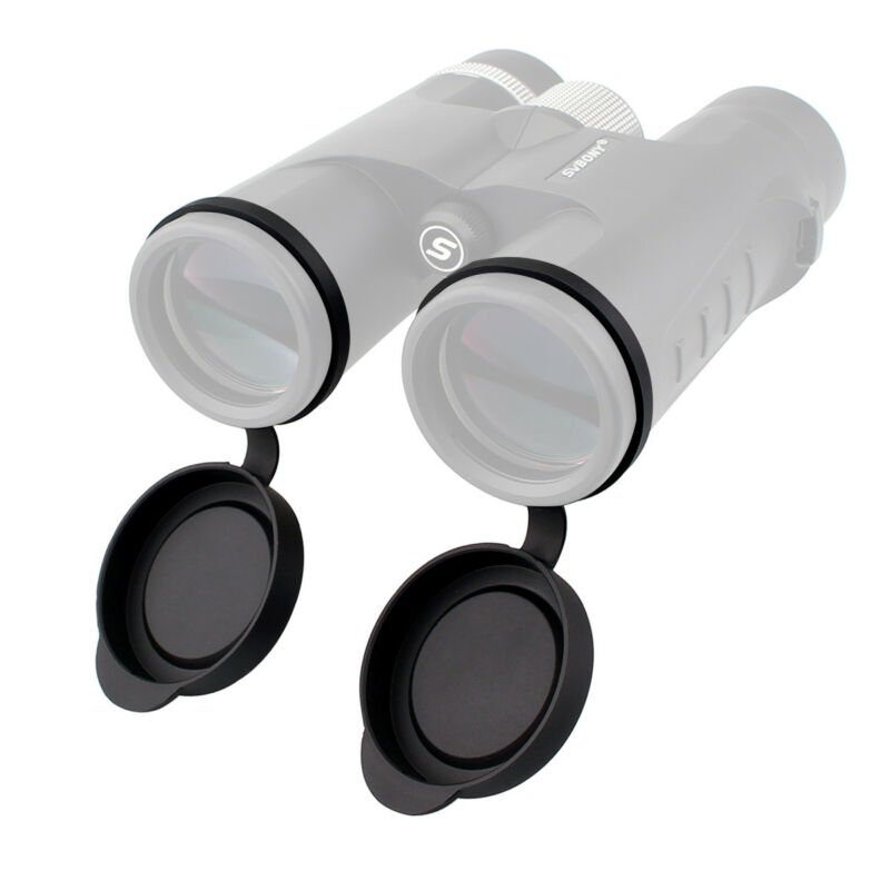 Hot Sales Protective Objective Lens Caps Fits Binoculars Outer Diameter 52-54mm