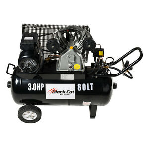 Air Compressor- Belt Driven 80L 3 HP 15AMP 16.8 CFM Single Phase Cloverdale Belmont Area Preview