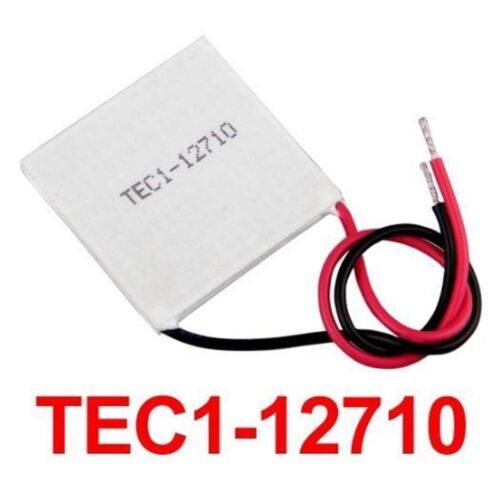 TEC1-12710 Thermoelectric Cooler Peltier 100W 154Wmax USA transport