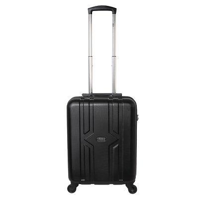 Equipaje de mano rígida con ruedas equipaje de mano 30 litros negro 821 segunda mano  Embacar hacia Spain