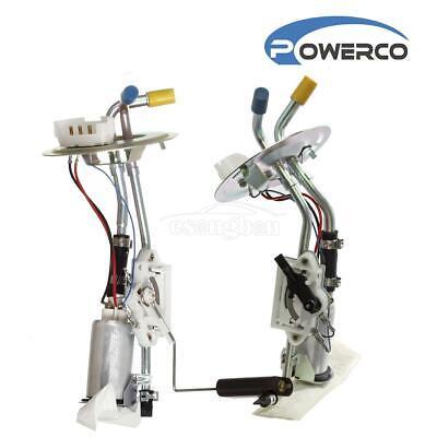 For Ford F-250 F-350 88-89 V8 7.5L w/17 Gal. Center & Rear Tank Fuel Pump Module