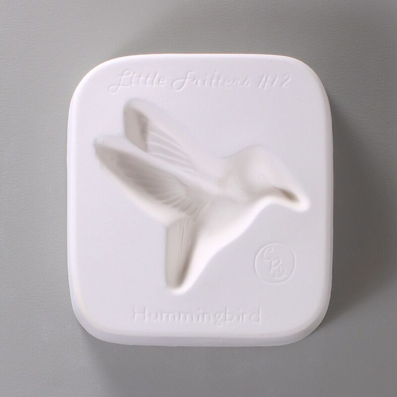 Hummingbird Fusing Mold Casting Creative Paradise Little Fritters 12 Bird