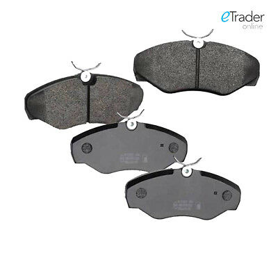 Vauxhall Vivaro Front Brake Pads Disc Pad Set New Quality 2001-2014 1.9 2.0 CDTi
